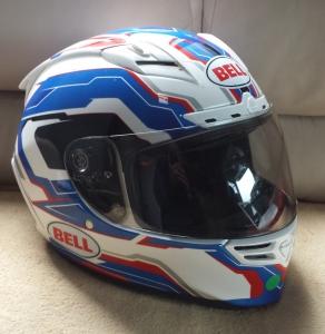 Bell's Star Helmet