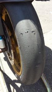 Bridgestone V02 slick test – Dave Moss Tuning