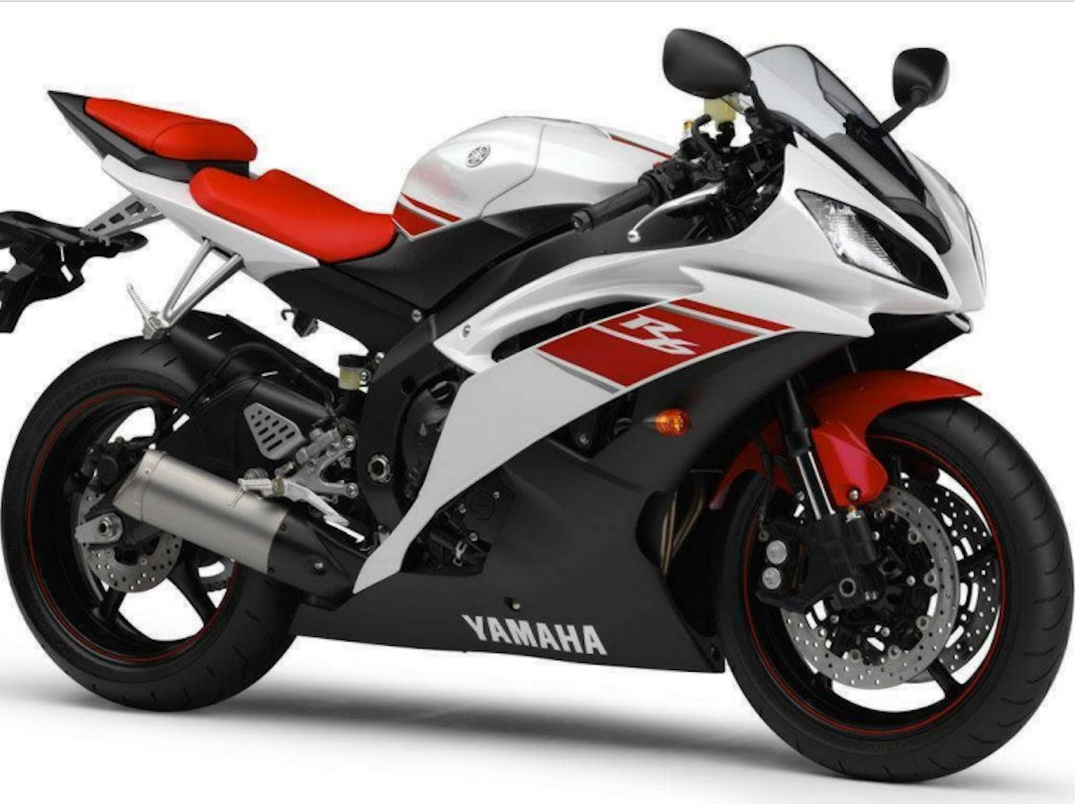 Yamaha R6 Data Dump 2006-15