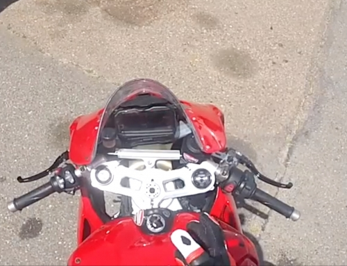 Test Ride: Panigale V4 Base Model