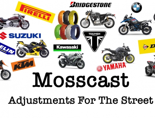 Mosscast: Adjustments For The Street