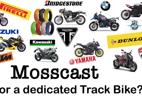 Mosscast: Time for a dedicated Track Bike?