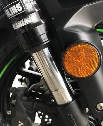2019 Roseville Powersports DMT ZX6R break in day – Dave Moss