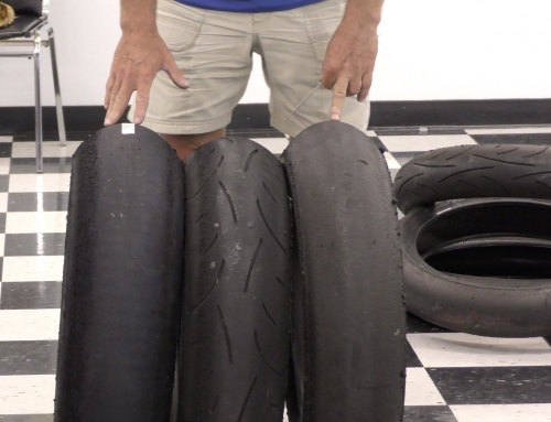 FasterClass: Motorcycle Performance Tires Prequal