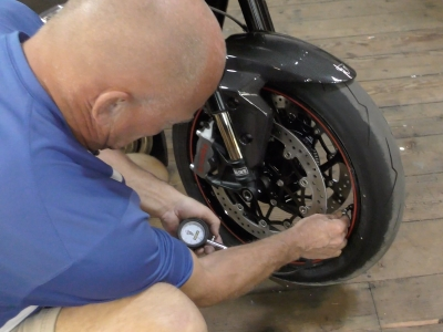 Triumph – Dave Moss Tuning