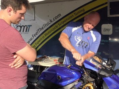 Dave Moss Tuning – To save a life within the motorcycling