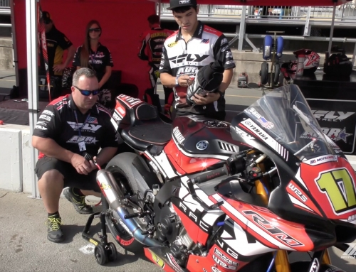 Superbike Crew Chief Sage Wilkinson