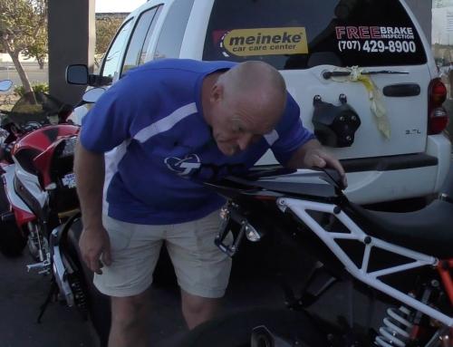 2 Clicks Out: 1290 Super Duke R Suspension Setup