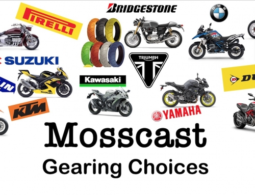 Mosscast: Motorcycle Gearing Changes & Choices