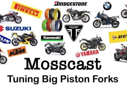 Mosscast: Tuning Big Piston Forks