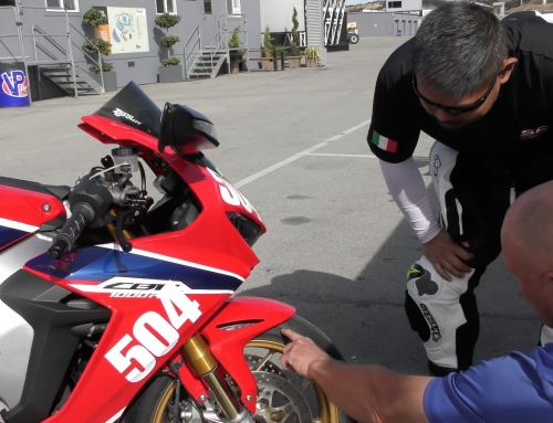 2 Clicks Out: CBR1000RR Base vs SP Suspension Setup