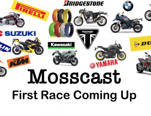 Mosscast: First Race Coming Up
