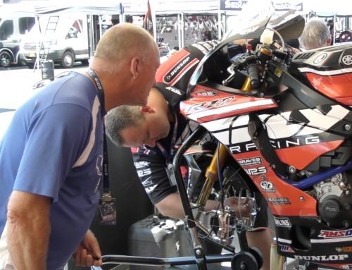 Racing: Getting On The Podium