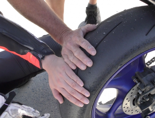 2 Clicks Out: R6 Fork Springs at a Track Day