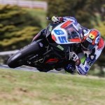 Ty Lynch, ASBK professional racer, South Australia
