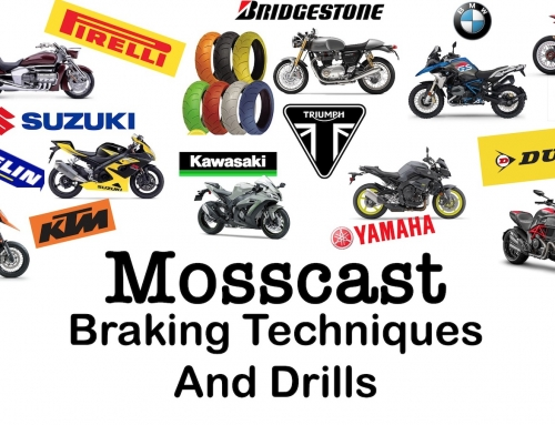 Mosscast: Motorcycle Braking Techniques & Drills
