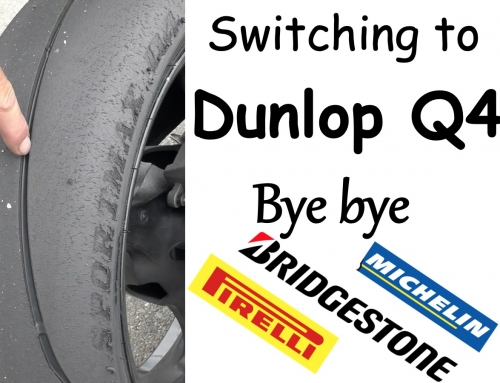 Contact Patch: Riders Switch To Dunlop Q4 Hypersport Tires