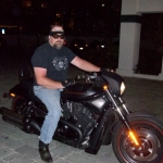 Chuck Habrack, Harley V Rod