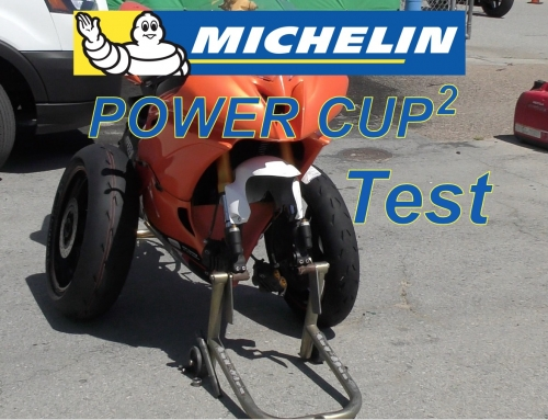 Contact Patch: Michelin Power Cup 2 Tire Test