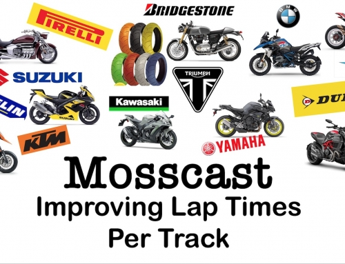 Mosscast: Improving Motorcycle Lap Times Per Track
