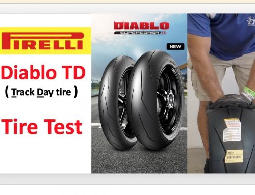 Contact Patch: Pirelli Diablo Supercorsa TD Tire Test