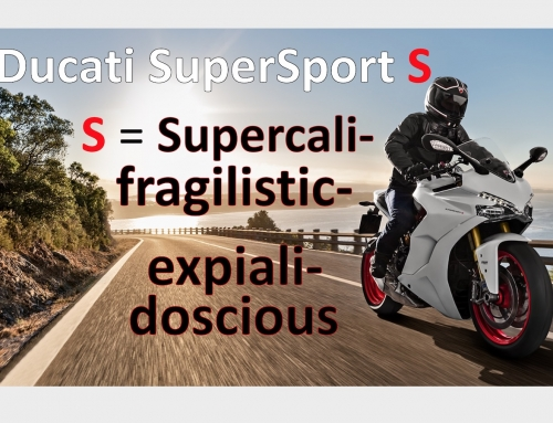 2 Clicks Out: Ducati SuperSport S suspension setups