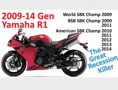2 Clicks Out: 2009-14 Generation Yamaha R1 Suspension Setup