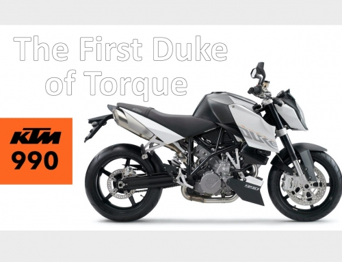 2 Clicks Out: KTM 990 Super Duke Suspension Setup