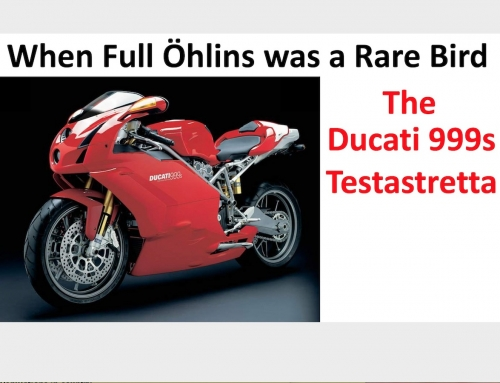 2 Clicks Out: Ducati 999 S Testastretta Suspension Setups