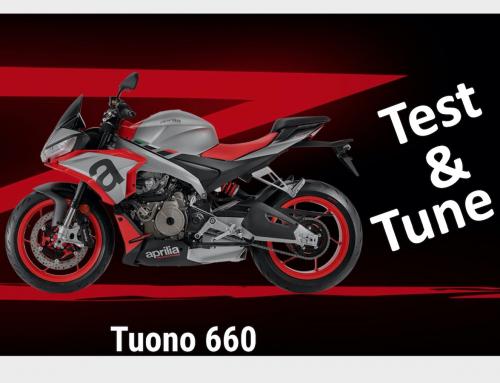 Test & Tune: 2021 Aprilia Tuono 660