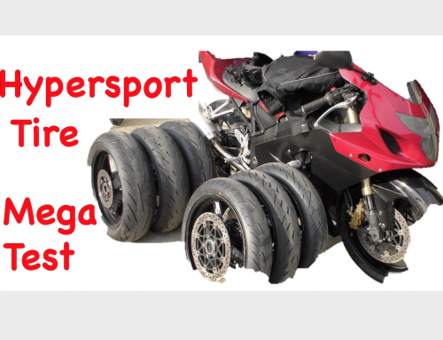 Contact Patch: Motorcycle Hypersport Tire Mega Test Ep 1