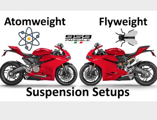 2 Clicks Out: Super Light Weight Rider Suspension Setup ft. Ducati 959