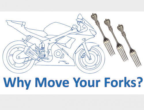 How & Why To Change Your Motorcycle Fork Position