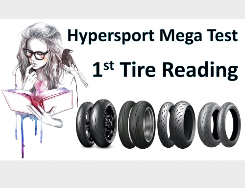 Contact Patch: Hypersport Tire Test, 1st Tire Reading Ep 4