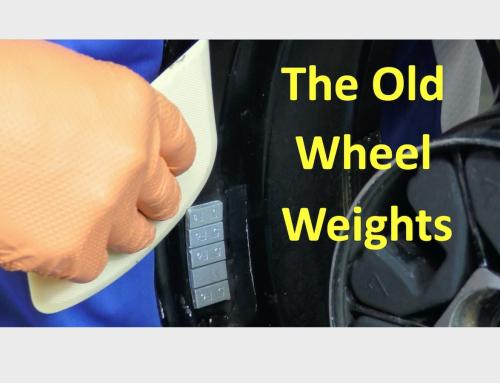 Balancing Motorcycle Rims: Weights & Valve Stem Ep 1