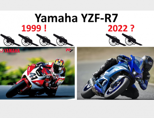 Yamaha R7 Project: First Encounter with the 2022 Model Ep 1