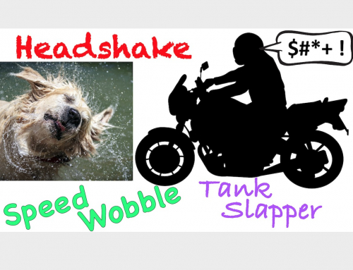 Steering Stabilizer / Damper vs Headshake / Speed Wobble / Tank Slapper