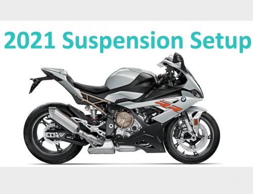 2 Clicks Out: 2021 S1000RR Suspension Setups