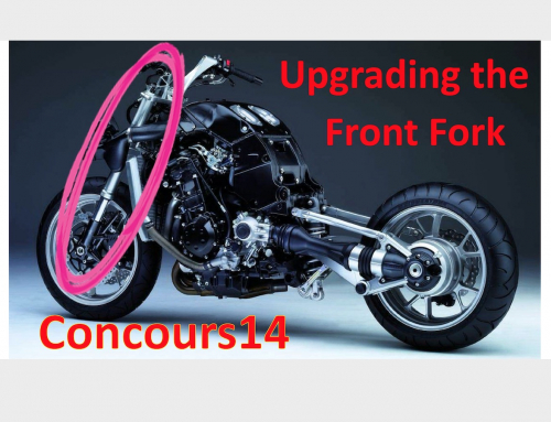 Concours14 Project: Fork Upgrade Part One Ep 4