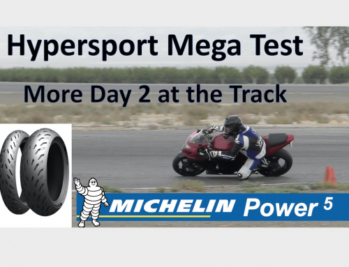 Contact Patch: Michelin Power 5 test at the Track, Ep 9