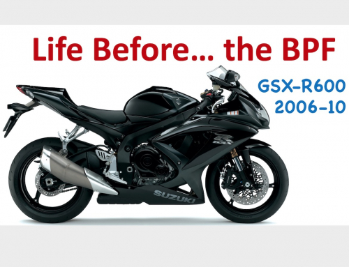 2 Clicks Out: 2006-10 Suzuki GSX-R600 Suspension Setup