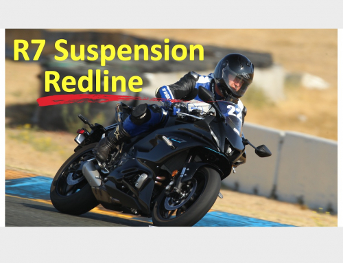 Yamaha R7 Project: Pushing The Stock Suspension Limits Ep 4